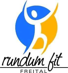 Rundum fit 🥇 Fitness und Rehasport Freital Logo